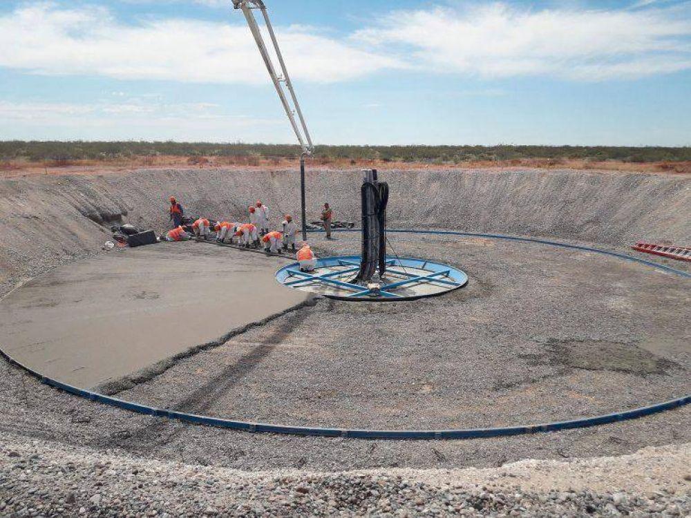 Retrotrajeron los despidos de los trabajadores del parque eólico