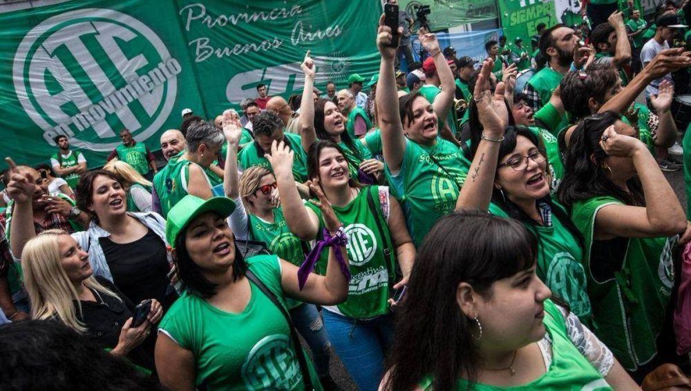Sismo en el mundo sindical: la justicia le ordena al ministerio hacer una compulsa entre ATE y UPCN