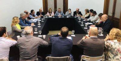 Intendentes y legisladores de Cambiemos de la Sexta analizaron políticas para la región