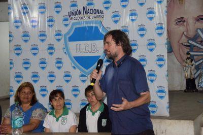 """El Cura Pepe llega a presentar """"El Deporte en la Cultura del Encuentro"""""""