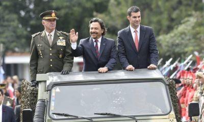 Salta: Sáenz va por la gobernación en el cierre de la maratón electoral