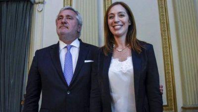 Con apoyo del massismo, Axel encomendaría a Teresa García para forzar la Salida de Conte Grand