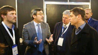 Axel le pidió a Vidal información sobre la estructura estatal, personal, presupuesto y programas