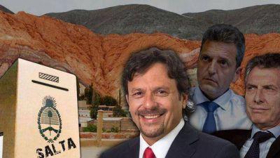 Última elección del año: Salta vota gobernador, con resultado casi definido y un guiño a Macri