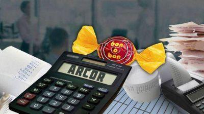 Como el resto de las alimenticias, Arcor suma pérdidas: $2.610 M en primeros nueve meses del año