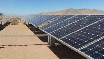 Autorizan interconexión del parque solar La Puna