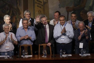 La compleja unidad del sindicalismo