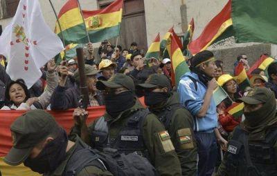 Bolivia: un golpe de Estado de manual