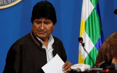 El bloque de Concejales de Unidad Ciudadana expresa su absoluta solidaridad con Evo Morales