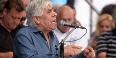 Camioneros: Hugo Moyano adelantó que pedirá un bono para fin de año