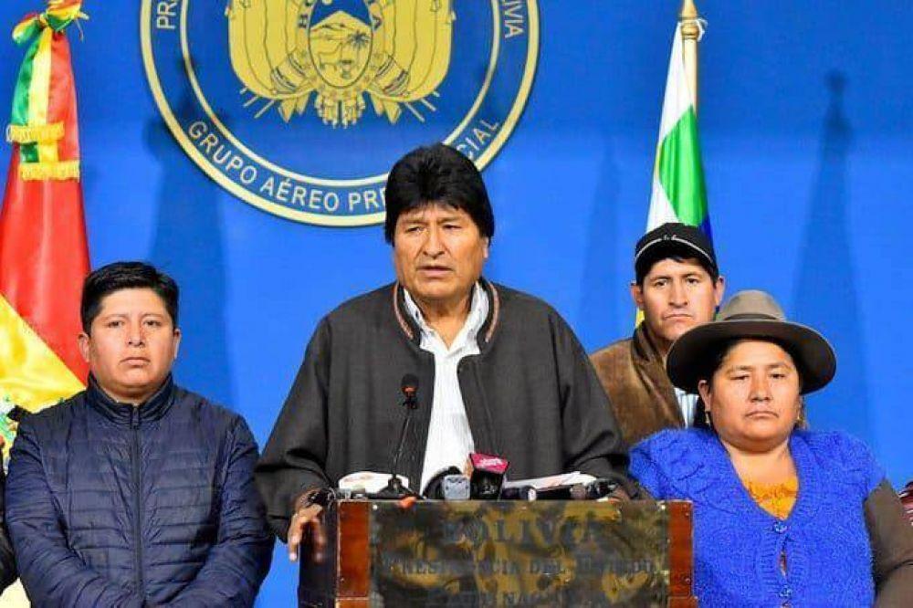La Juventud Sindical de la FeMPINRA condenó el golpe de estado en Bolivia