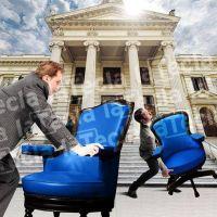 Reacomodamientos en la Legislatura