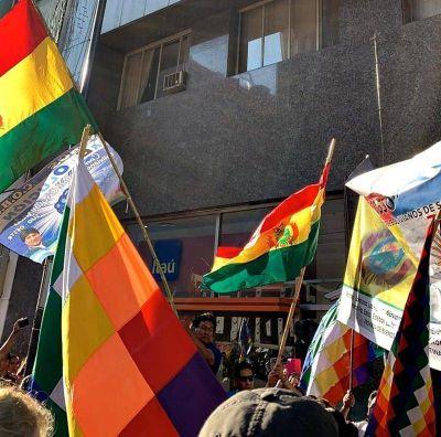 Organizaciones de La Plata se solidarizaron con Evo Morales y convocan a movilizar