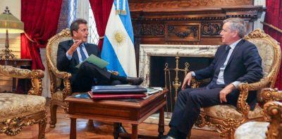 Otro presidente puesto, carancheo en el Congreso y la despedida de soltero de Massa