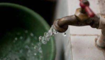 Por corte de energía eléctrica se interrumpió el servicio de agua en algunos barrios de zona sur