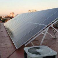 Un colegio de Caseros sumó paneles solares para ahorrar un 40 % de energía