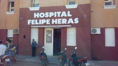 Acusaciones cruzadas en el Felipe Heras por faltante de medicamentos