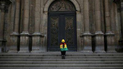 """Obispos de Bolivia: """"No a la violencia, una solución constitucional y pacífica"""""""