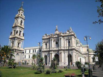 Pompeya: Donde la Virgen logró la conversión de un espiritista