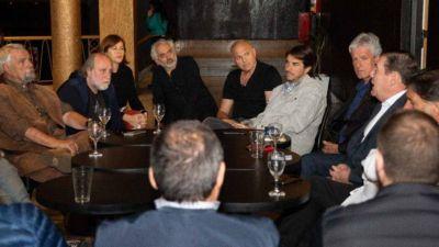 La presentación de la temporada teatral volverá a hacerse en Mar del Plata