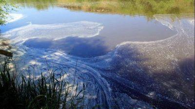 Ambientalistas publicaron imágenes de la contaminación en el Río Quequén
