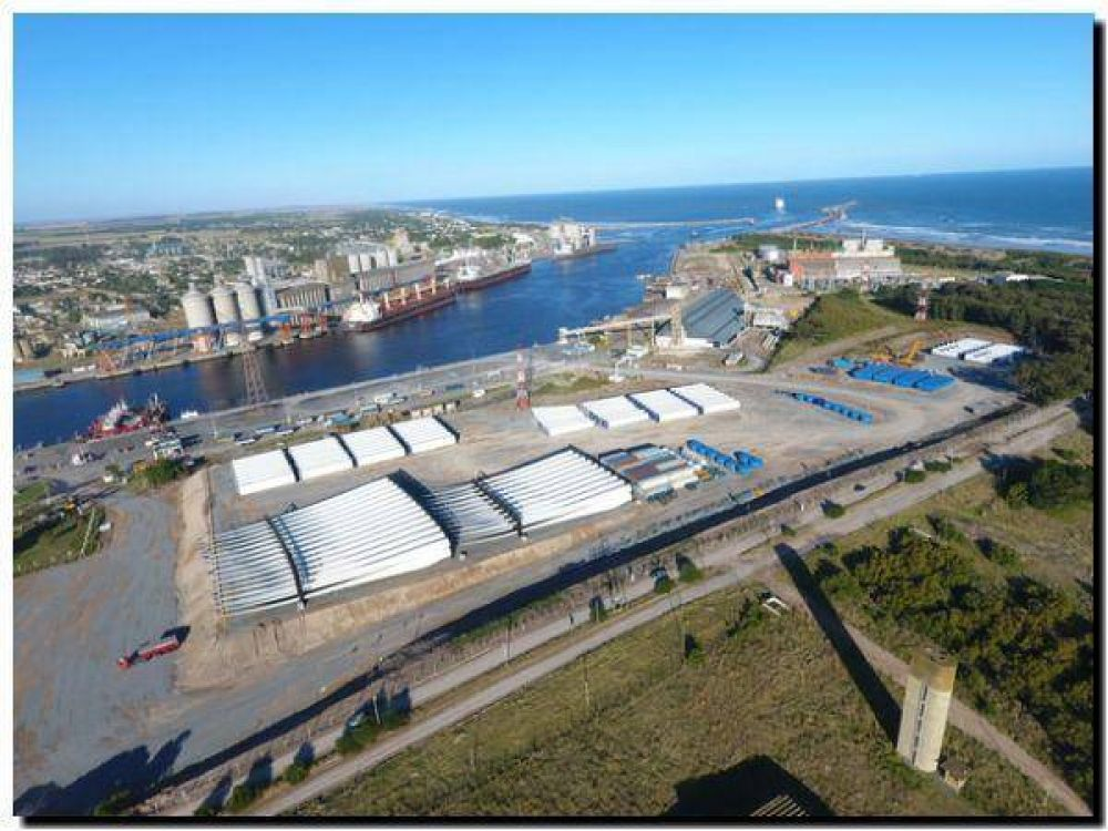 Puerto Quequén certificó hasta 2024 su Plan de Protección de la Instalación Portuaria