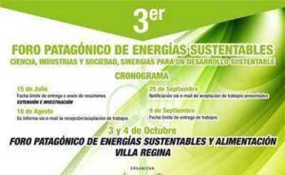 Energías sustentables en la Norpatagonia