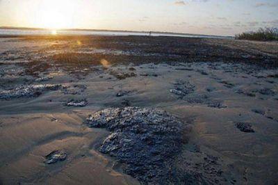 Primeras playas alcanzadas por derrame de petróleo son liberadas en Brasil
