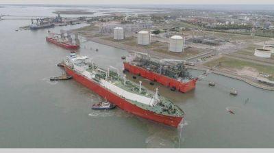 Argentina ya es parte del club de exportadores de gas licuado
