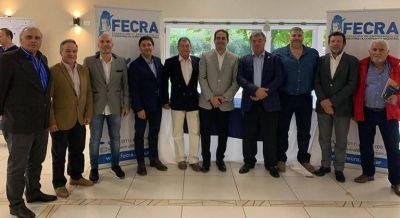 """Vicente Impieri de FECRA: """"Esperamos que el Gobierno de Alberto Fernández fomente la actividad sin trabas ni nuevos impuestos"""""""