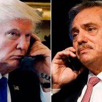 Alberto Fernández y Trump, con discursos enfrentados por Bolivia: cómo puede afectar la renegociación con el FMI