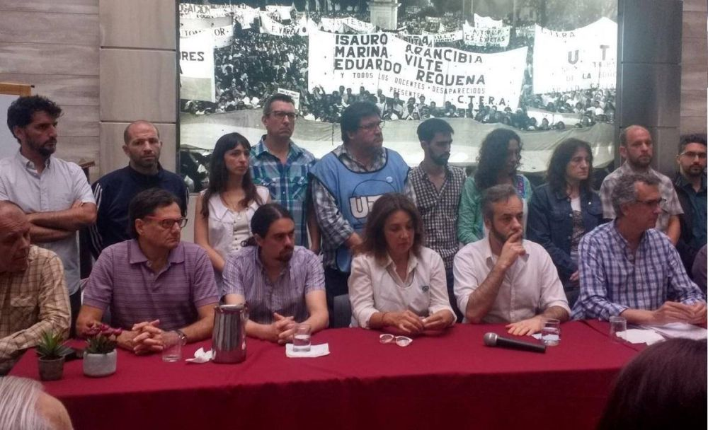Dos gremios denunciarán penalmente y ante la OIT al gobierno de Larreta por