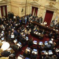 El Frente de Todos no logra sellar la unidad en el Senado