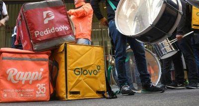 Motociclistas y mensajeros de Argentina y Uruguay impulsan una organización regional