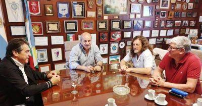 ATE abrochó el respaldo de Secco y Kicillof para la reactivación del Astillero Río Santiago