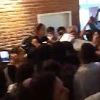 Polémica entre el Gobierno porteño y gremios docentes por los incidentes en un acto de asignación de cargos