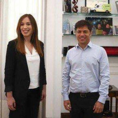 En medio de la transición con Axel Kicillof, María Eugenia Vidal retoma agenda en la Provincia