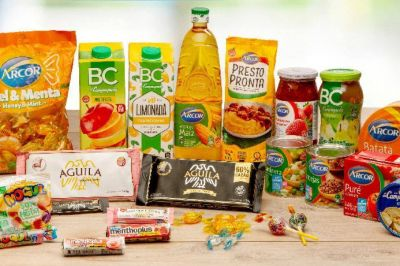 Las alimenticias, con pérdidas millonarias