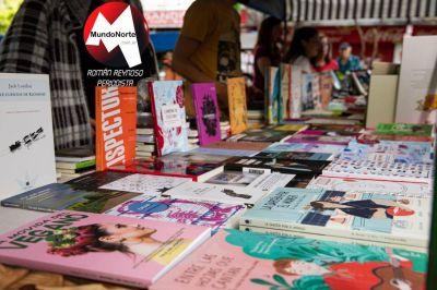 Se realizó otra edición de la Feria del Libro de Vicente López