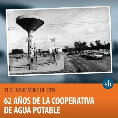 La Cooperativa de Agua Potable celebra su 62° aniversario