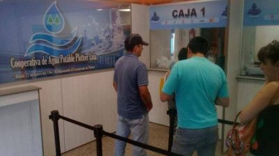Aumento: el agua en Plottier se va a más de 800 pesos mensuales