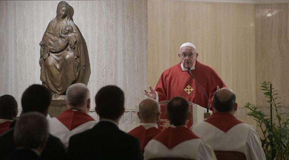 Papa Francisco: El demonio siembra odio en el mundo y provoca muerte