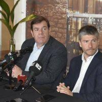 Guillermo Montenegro presentó a Santiago Bonifatti como su futuro Secretario de Gobierno