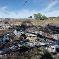 Preocupa el avance de microbasurales en la zona de Batán