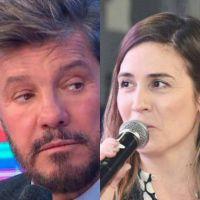 ¿Jimena López se prepara para trabajar con Marcelo Tinelli?