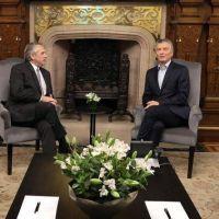 La crisis boliviana provoca un contrapunto pobre entre Fernández y Macri y complica la transición