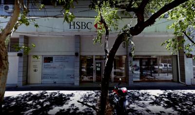 El banco HSBC cierra sucursales en al menos cinco provincias del país
