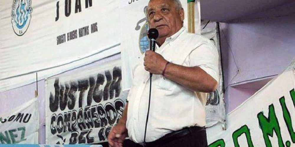El SOMU repudió la intervención del gobierno al sindicato de portuarios