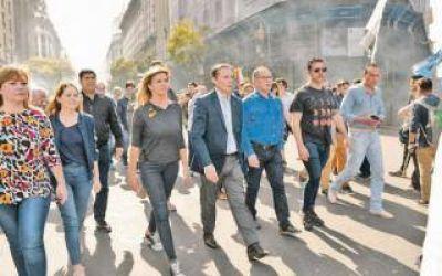 Cónclave de intendentes peronistas en Ensenada