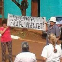 San Carlos: la Intendente cuestionó manifestaciones por falta de agua potable y calculó que en tres meses se normalizará el suministro